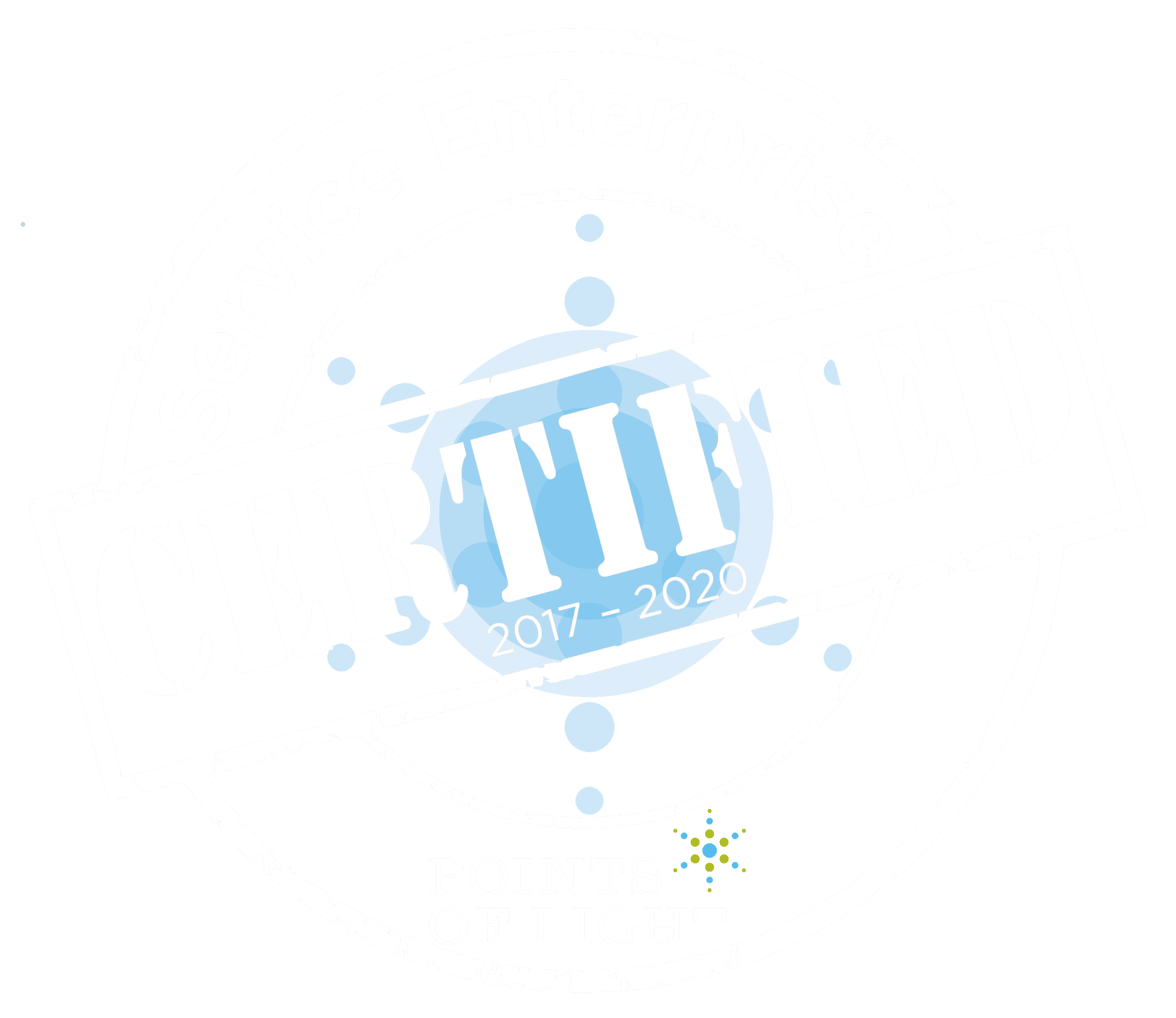 Service Enterprise Certified Seal